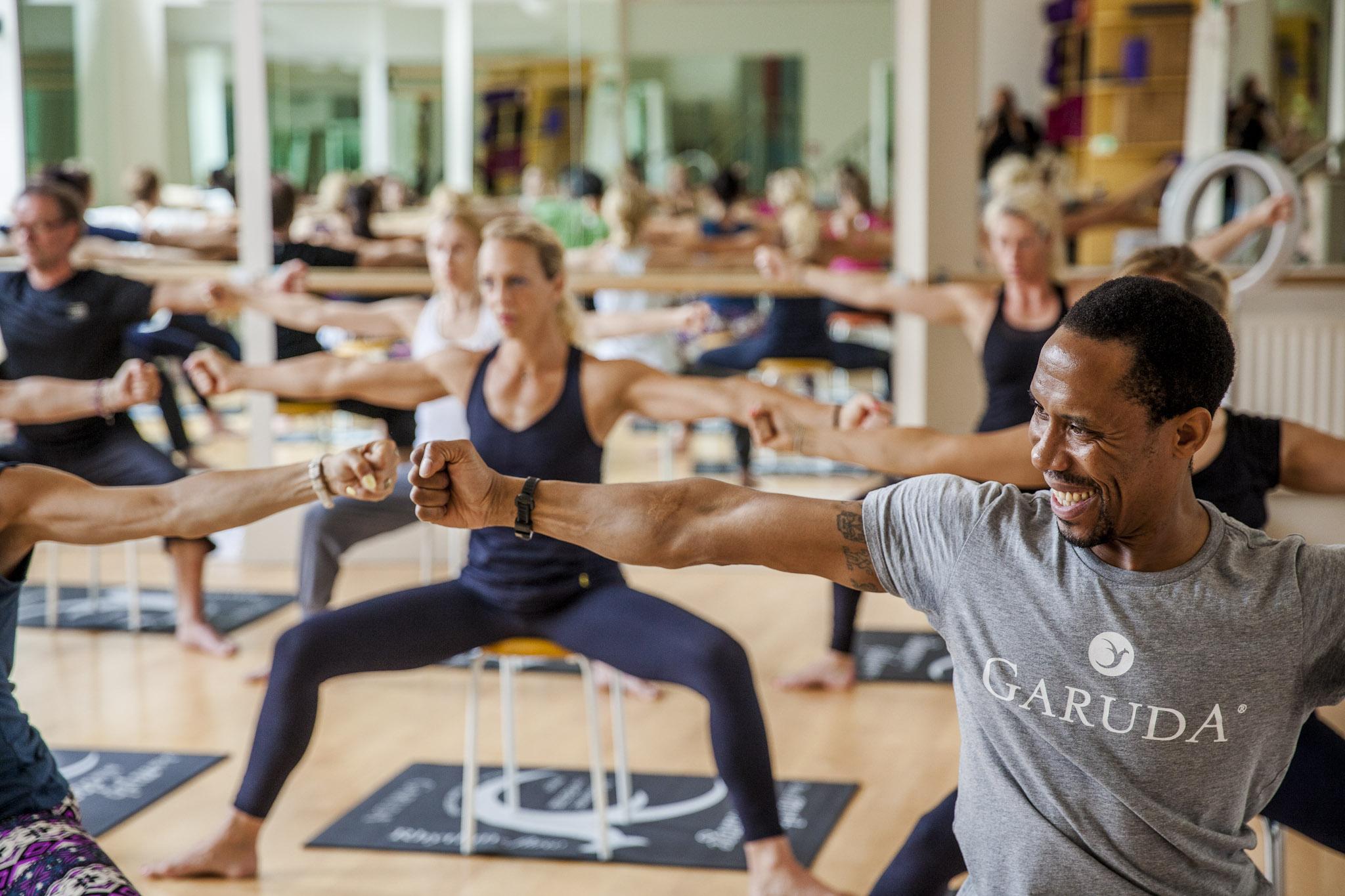 Garuda - Training the Garuda Way