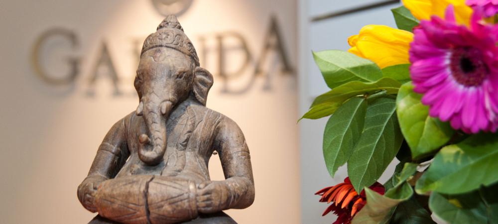 Garuda Retreats With James D'Silva
