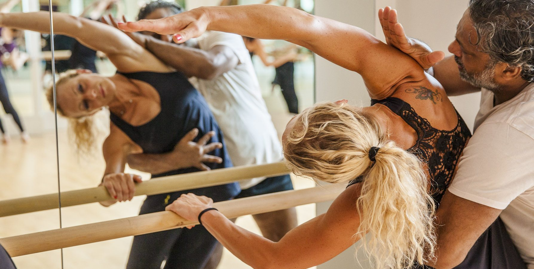 Book now for Barre Teacher Training – July 2017