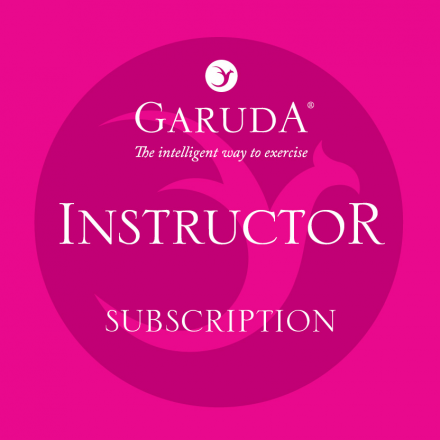 Garuda Instructor Subscriptions